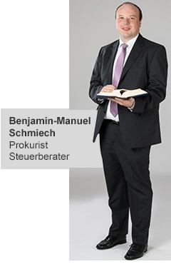 Benjamin-Manuel Schmiech